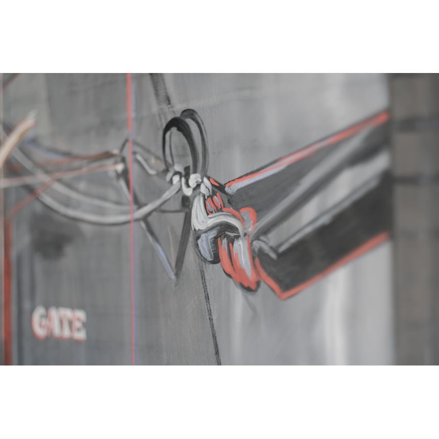 Πίνακες ζωγραφικής ελαιογραφία ''Transit''